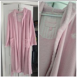 Victoria Secret long plush Robe